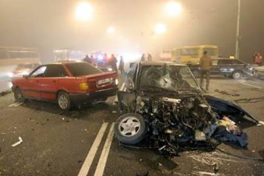 2 человека погибли в вечернем дтп на выборгском шоссе